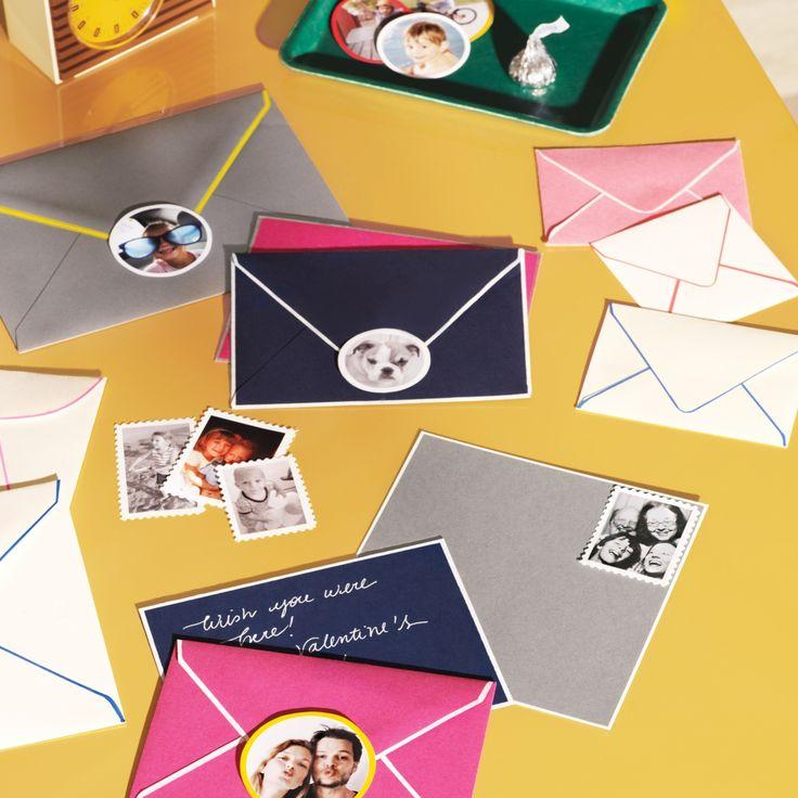 Customized Photo Stationery and more on MarthaStewart.com