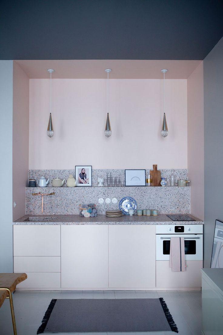 best 25+ pink kitchen walls ideas on pinterest | pink walls