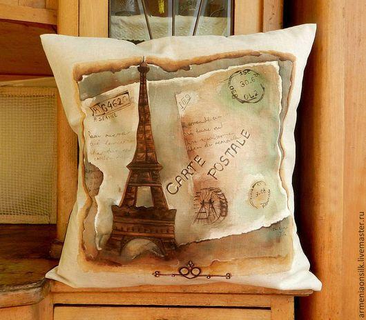 Текстиль, ковры ручной работы. Подушка