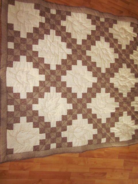 patchwork deka-moje první