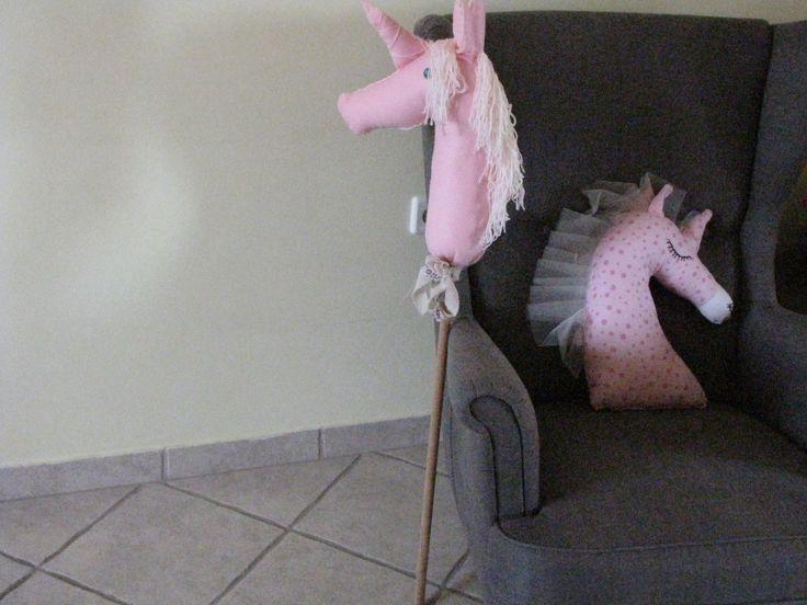 Unicorn pillow-hobby unicorn horse