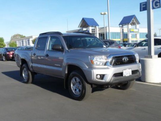 Truck, 2015 Toyota Tacoma 4�4 Double Cab with 4 Door in Santa Rosa, CA (95407)
