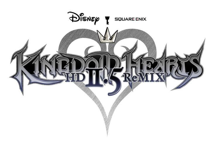 Oh. My. God. Kingdom Hearts II, Birth by Sleep, and Re:coded. *dies*