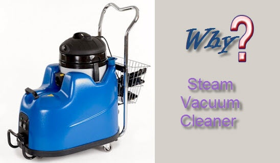 Why Choose A Steam Vacuum Cleaner?Steam vacuum cleaning machines basically combine the best of steam cleaning machines and vacuum cleaners in one handy unit.