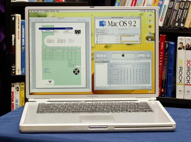 That time someone tried to use Mac OS 9 in 2014.