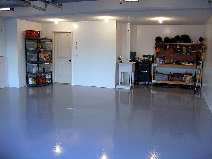 Garage Flooring Ideas Garage Special Garage Floor