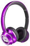 Monster - N-Tune On-Ear Headphones - Candy Purple