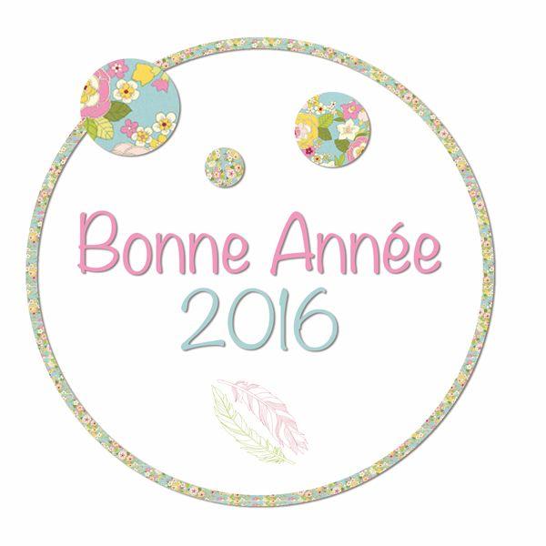 Meilleurs voeux 2016, à bientôt pour de nouveaux articles :)