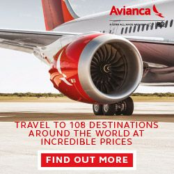 New Offers and Deals: Belize Destination of the Month Offer on Avianca Airlines  BOOK NOW  Destination of the month: Belize  Purchase from August 2nd up to August 31st 2017.  Start your travel from August 2nd 2017 up to February 25th 2018.  Terms and conditions apply:  The fares quoted above are for round-trip travel in Economy Class and include the taxes or charges established by the Government and the fees set by the Carrier.  The number of fares available are limited subject to…
