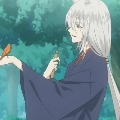 Tomoe with long hair. I approve. #Kamisama Kiss