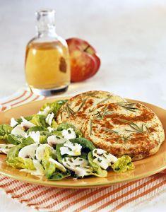 Tortini di patate, funghi e feta - Tutte le ricette dalla A alla Z - Cucina Naturale - Ricette, Menu, Diete