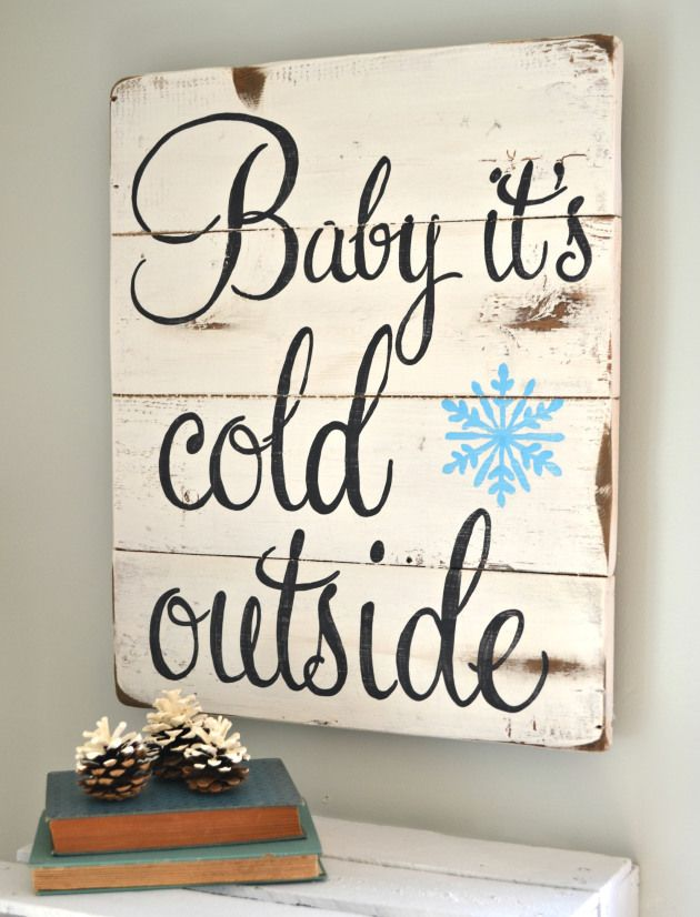 Gorgeous wood sign ideas