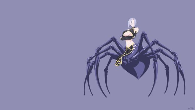 Rachnera the Arachne [Monster Musume] by SkyArctic