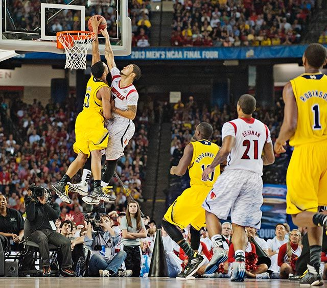 Image result for michigan louisville block