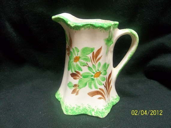 Vintage Clinchfield Artware Cash Family Pottery