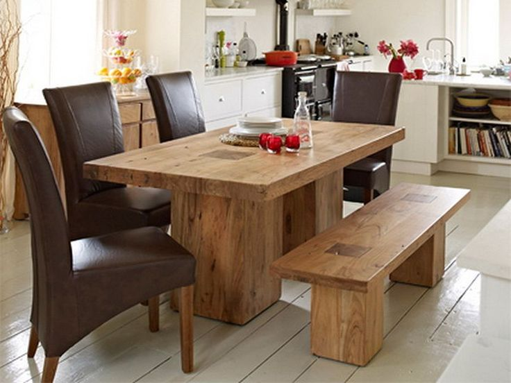 169 Wooden Dining Room Table Design Ideas Part 87