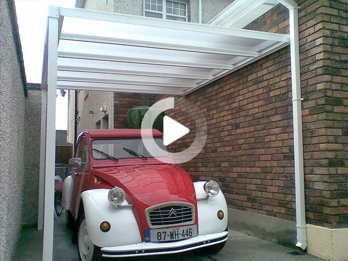 Arba Car Port Carport In 2020 Car Carport Creature Comforts