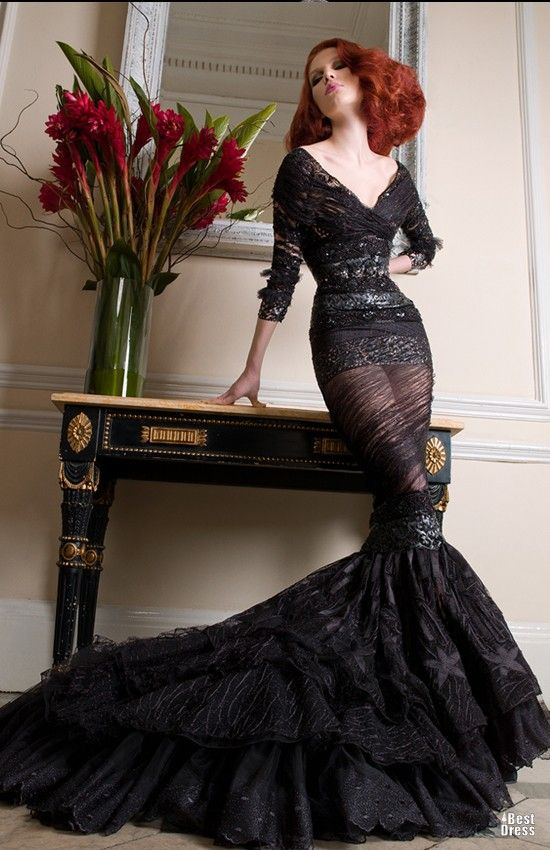 Shady ZeinEldine Haute Couture - More dresses added daily @ https://www.pinterest.com/tanja62287/couture-dresses/