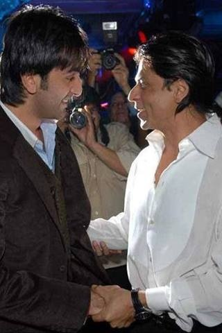 Ranbir Kapoor and Shahrukh