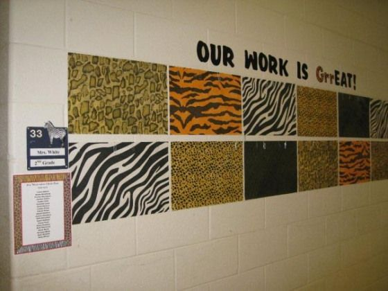 jungle theme classroom   ... are some more zoo/safari/jungle inspired sayings for your classroom