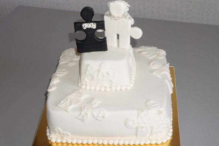 """""""Пазл"""" #торт_на_заказ_кременчуг #влюбленные #бисквитный_торт"""