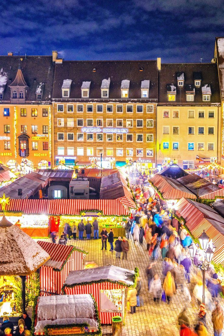 Europe's Best Christmas Markets - We can't think of anything more quintessentially Christmassy than a stroll through a European holiday market. Our friends at [Travel + Leisure](http://www.travelandleisure.com/) list the 12 best across the continent, from London to Rome and beyond.