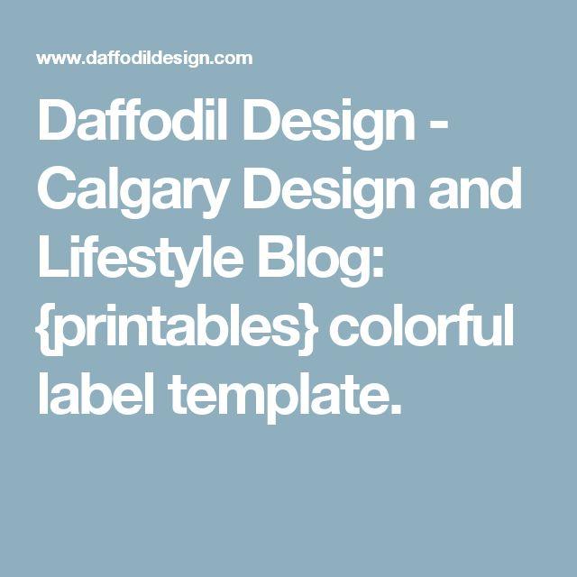10 best ideas about address label template on pinterest