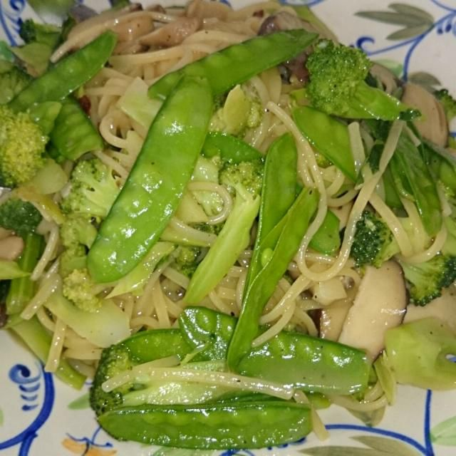 旬ですね…♪ - 5件のもぐもぐ - リングイネ・春野菜のアンチョビソース by wakasan1935