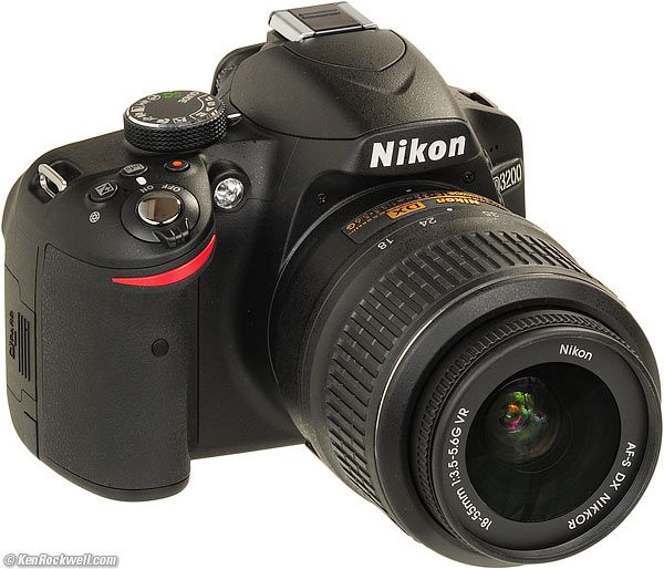 Nikon D3200 Users Guide from Ken Rockwell!