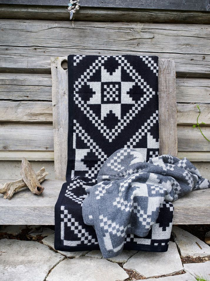 The Dreamy Norwegian Blankets Of Røros Tweed   Yatzer