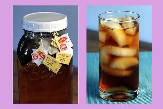 Cinnamon & Spice Refrigerator Iced Tea