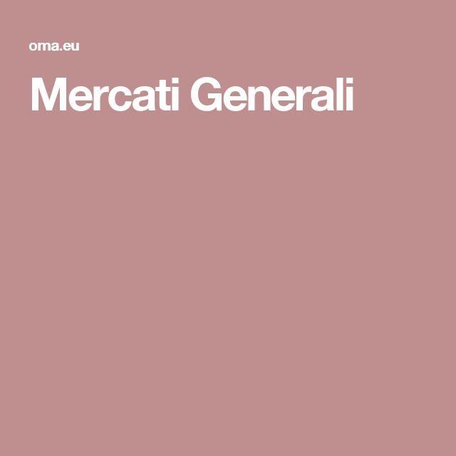 Mercati Generali