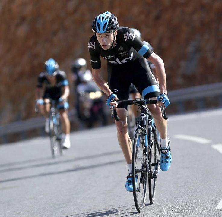 """Ciclismo Guatemalteco y Mundial: Chris Froome: """"Mi palmarés es limpio y borrará la ..."""