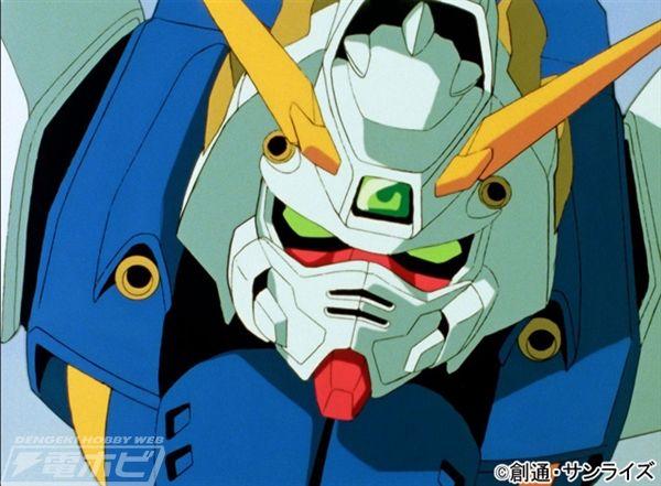 GUNDAM GUY: Mobile Fighter G Gundam 石破天驚 HD Remastered Blu-ray Box Sets - New Images & Release Info
