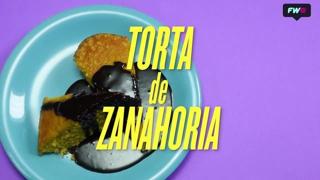 Receta Torta de Zanahoria Brasilera