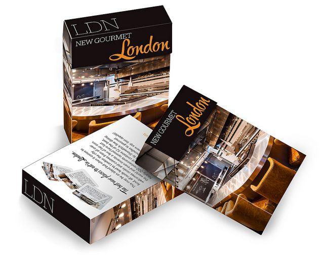New Gourmet London ISBN 9781921074219 #9781921074219
