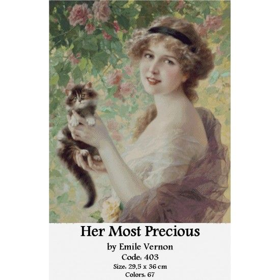 Gobelin Set Her most Precious by Emile Vernon http://gobelins-tapestry.com/portraits/850-her-most-precious-by-emile-vernon.html