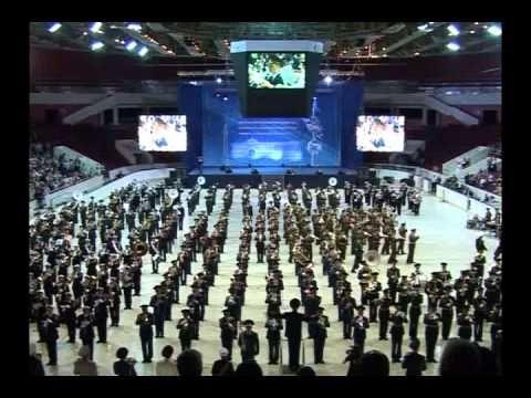 Прощание славянки - Сводный духовой оркестр 2011