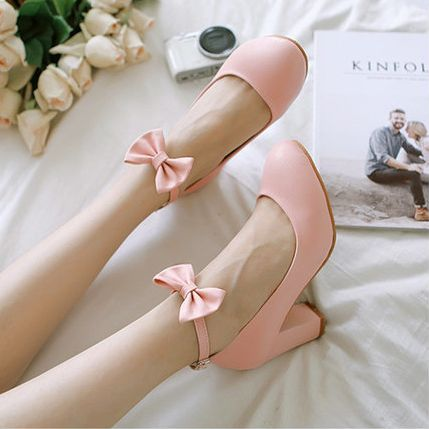 Vamp height:7cm.(1CM=0.393INCH) Color:Beige,Blue,Pink Fabric material:pu Size: 35 36, 37, 38 39, <ASAIN SIZE> YOUVIMI FREE SHIPPING:We promise all products is free shipping, save your time and money.