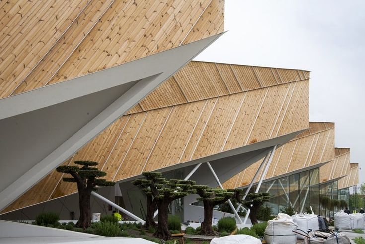Slovenia Pavilion At Expo Milano 2015 - Picture gallery