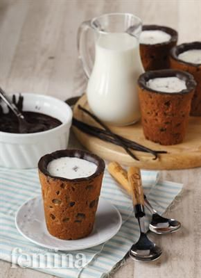 Milky Cookie Cup