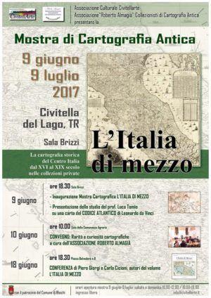 Leonardo in Umbria. A Civitella del Lago Luca Tomio presenta il suo studio