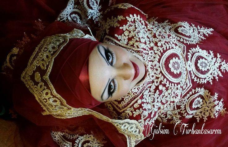Hayırlı geceler herkeze   Güzel gelinim Burcu @burcu_huseyin_ #türban #türbanmodeli#turbanaksesuar#turbantasarim#turbantasarım#turbanaksesuar #hijab #hijabdesign #hijablook #hijabers #hijabfashion #hijaber #hijabmuslim #chichijab #hijabstyle #gelin #gelinlik #gelincicegi #gelinbuketi #kına #kinagecesi #kinalik #türbandesign #makeup #aksesuar #kopftuch#tesettürlügelinbasi#tesettür #tesettürmoda #tesettürgelin #henna by gulsum.turban.hijabdesign
