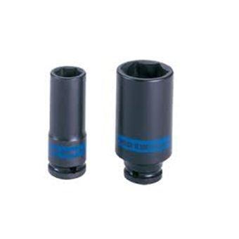 "KING TONY 1/2"" DR 6PT IMPACT DEEP SOCKET"