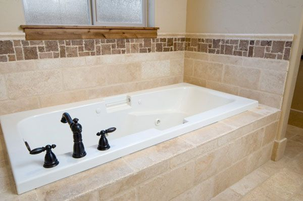17 best images about tile around bath tub on pinterest Best way to tile around a bath