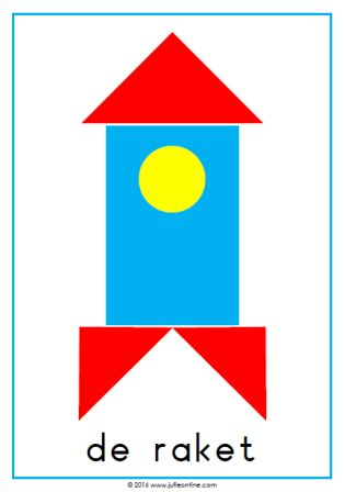 Logiblocs nalegkaarten