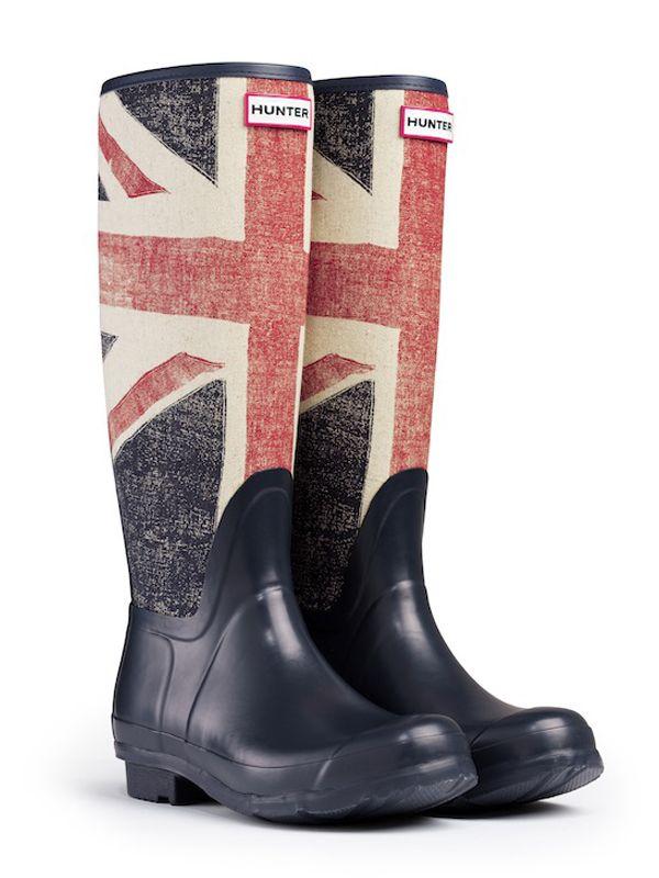 British invastion Hunter boots!