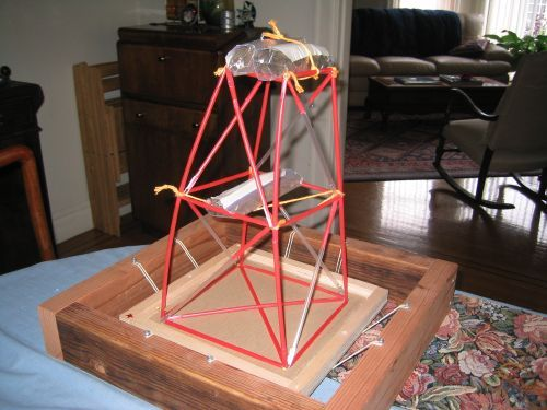 eGFI – For Teachers » Activity: Build an Earthquake-proof Structure
