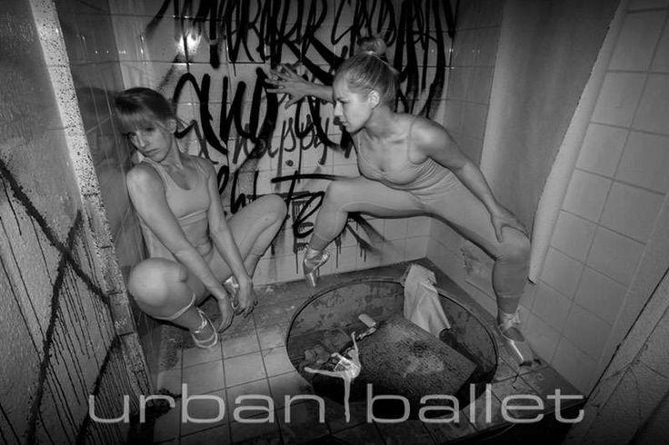 Annika & Esther at Peute | Hamburg. For more information please visit www.urban-ballet.com