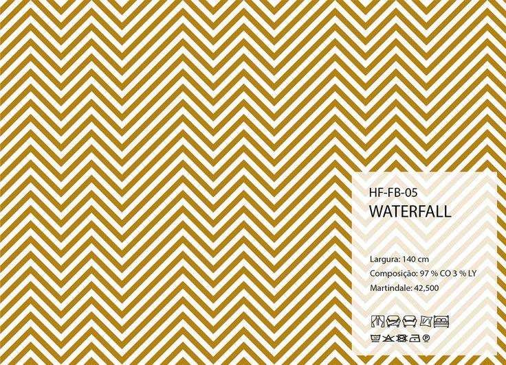 #HouseFrame Fabric | Waterfall <3 #houseframe #fabrics #design #decor #interiordesign